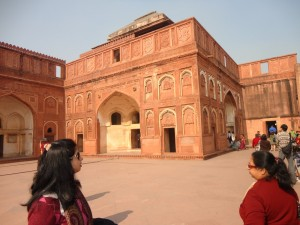 Agra Fort Emperor Jehangir Residance