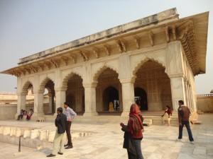 Agra Fort Emperor Sha Jahan's Residance