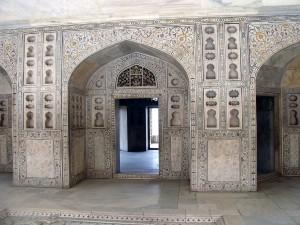 Agra Fort Inside