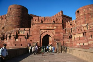 Agra Fort Main Entrance