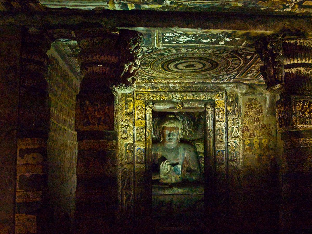 अजंता गुफावो का रोचक सत्य   Ajanta Caves History In Hindi