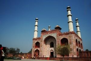 Akbar Tomb Images