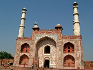 Akbar Tomb Pictures