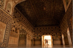 Amber Fort Inside View