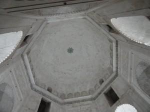 Bibi Ka Maqbara Dome Inside View