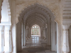 Bibi Ka Maqbara Inside
