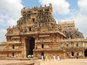 Brihadeeswarar Temple Pictures