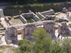 Butrint Inside View