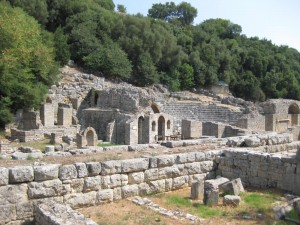 Butrint National Park Pictures