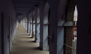 Cellular Jail Inside Pictures