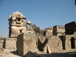 Chittorgarh Fort Inside Pictures