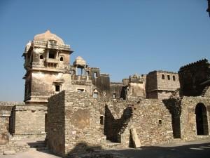 Chittorgarh Fort Inside Pictures