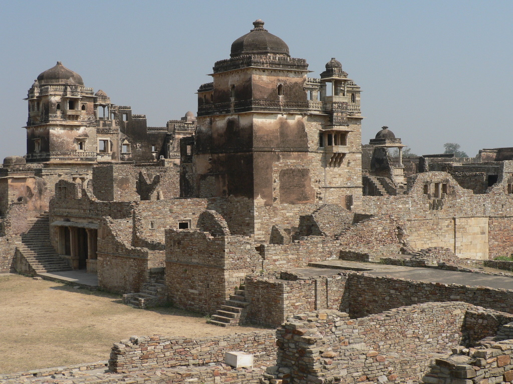 Chittorgarh Fort Historical Facts And Pictures The
