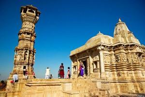 Chittorgarh Fort Kirti Stambh
