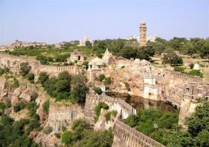 Chittorgarh Fort Photos