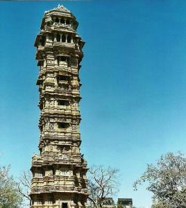 Chittorgarh Fort Vijay Stambh