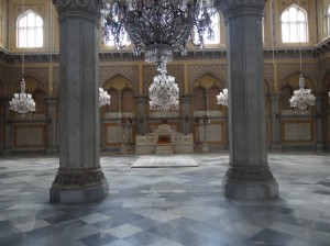 Chowmahalla Palace Inside View