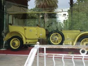 Chowmahalla Palace Rolls Royce