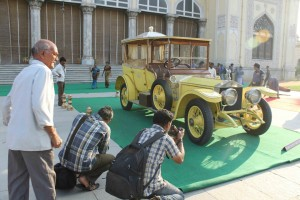 Chowmahalla Palace Rolls Royce Pictures