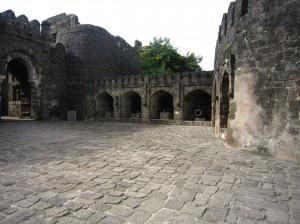 Daulatabad Fort Entrance