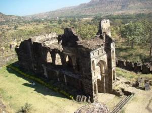 Daulatabad Fort Inside