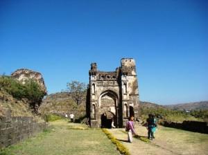 Daulatabad Fort Inside View