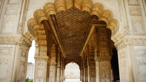 Diwan i Khas Inside Red Fort