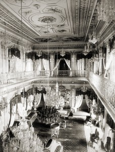 Drawing Room of Chowmahela Palace
