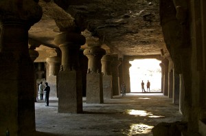 Elephanta Caves Inside
