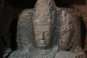 Elephanta Caves Trimurti Pictures