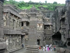 Ellora Cave Kailash Temple