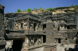 Ellora Caves Pictures