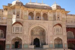 Entrance of Amber Fort