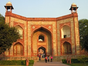 Entrance of Humayun Tomb