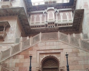 Entrance of Junagarh Fort