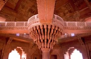 Fatehpur Sikri Diwan I Khas