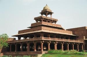Fatehpur Sikri Panch Mahal