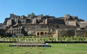 Golconda Fort Pictures