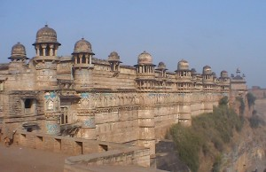 Gwalior Fort Images