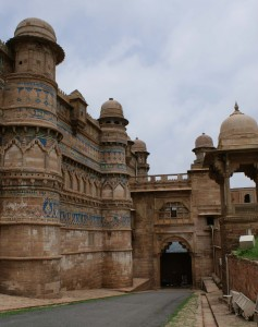 Gwalior Fort Pictures