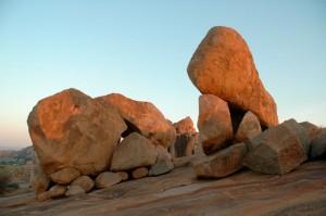 Hampi Boulders Images