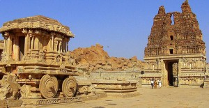 Hampi Temple Pictures