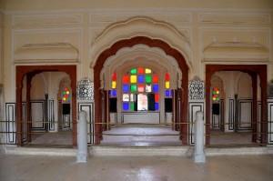 Hawa Mahal Interior Images