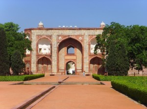 Humayun Tomb Entrance