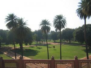 Humayun Tomb Garden