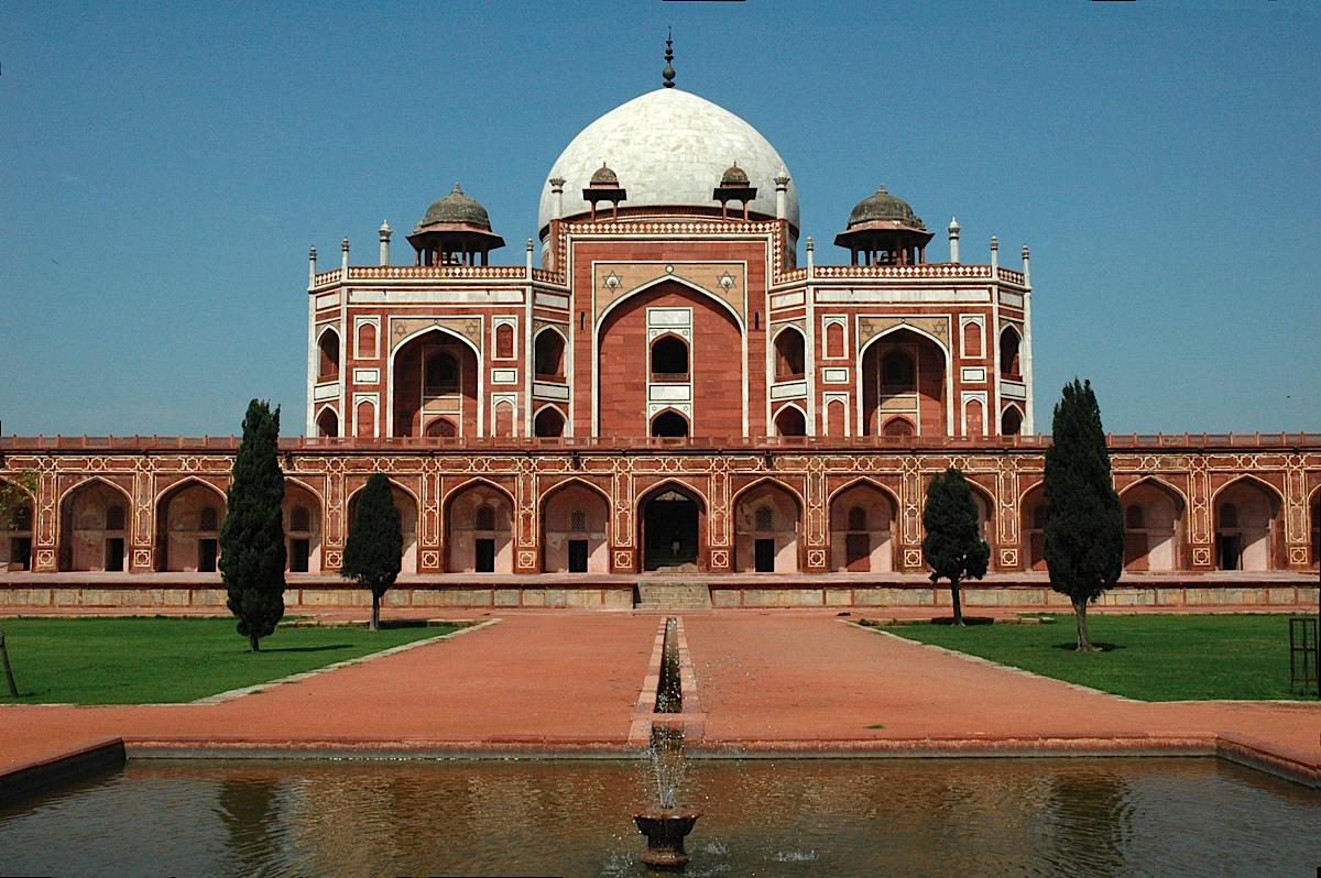 Humayun Tomb Historical Facts and Pictures