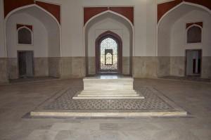 Humayun Tomb Interior