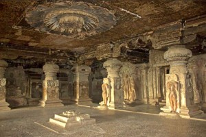 Indise of Ellora Caves