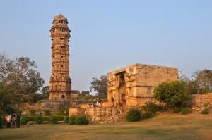 Inside Chittorgarh Fort
