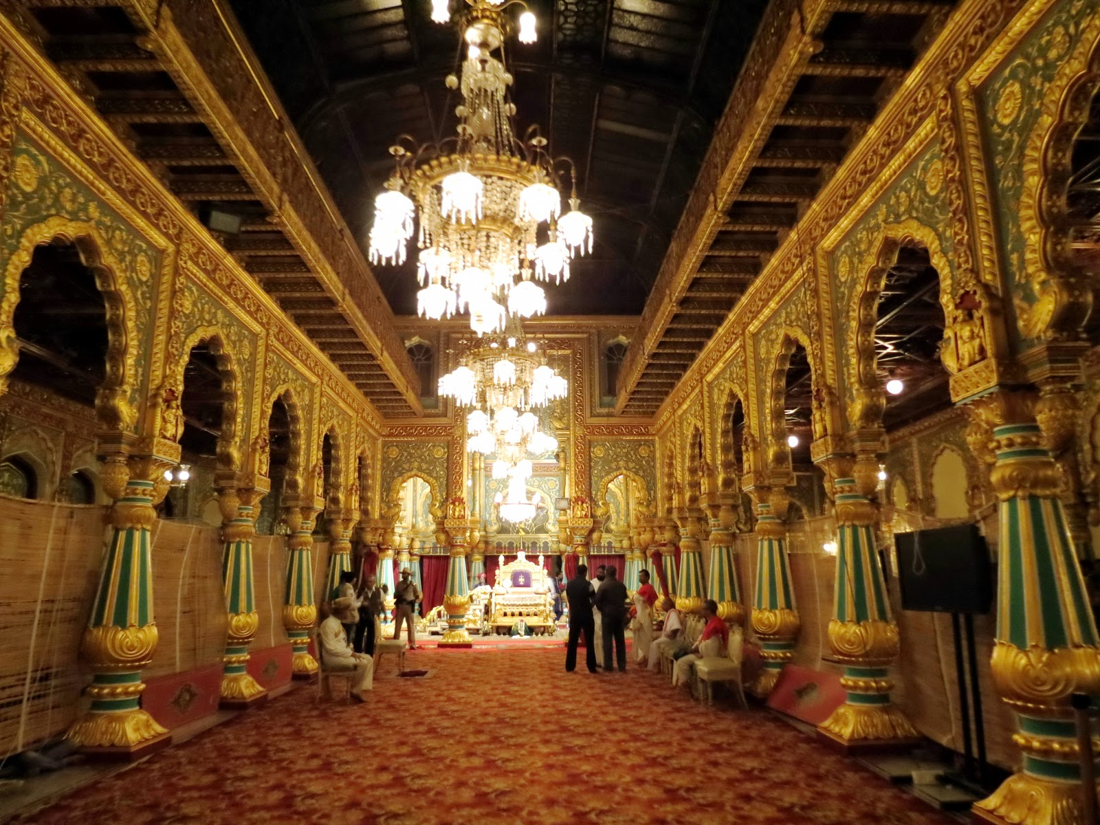 Mysore Palace Historical Facts And Pictures The History Hub